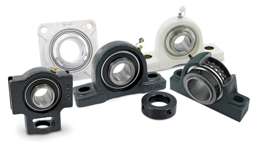 MOUNTED BEARING UNITS-WJB BEARINGS-WEB